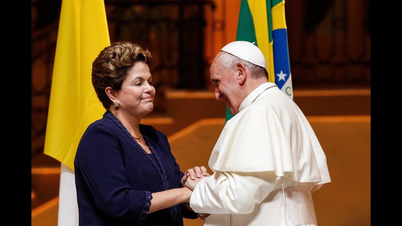 """Dilma recusa convite de Dória para ser vacina e diz ser """"inaceitável furar a fila"""""""