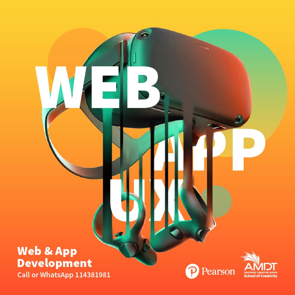 𝗚𝗲𝘁 𝗮 𝗚𝗹𝗼𝗯𝗮𝗹 𝗖𝗿𝗲𝗮𝘁𝗶𝘃𝗲 𝗖𝗮𝗿𝗲𝗲𝗿 𝗶𝗻 𝗪𝗲𝗯 𝗔𝗽𝗽 𝗗𝗲𝘃𝗲𝗹𝗼𝗽𝗺𝗲𝗻𝘁 𝗼𝗿 𝗨𝗫 𝗗𝗲𝘃𝗲𝗹𝗼𝗽𝗺𝗲𝗻𝘁.  Learn more - https://t.co/6PFGILee0h  Call/ WhatsApp - 114381981  #CreativityStartsHere #WeAreAMDT #Creativity #WebAppDevelopment #SriLanka #Maldives https://t.co/7cI8lNHGCR