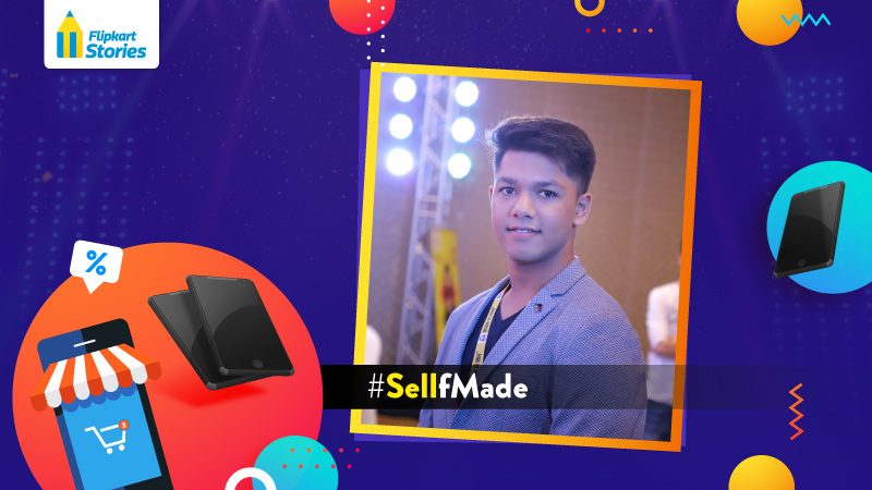 #SellfMade2020 Going into his first #TheBigBillionDays in 2020, Meet Vij was prepared to meet the surge in demand. But, as the orders started pouring in, Meet realized that this was an experience like never before! Read his inspiring story:
