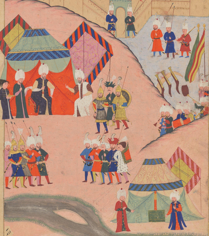 Osmanlı Klasik Dönem Savaş Stratejisi