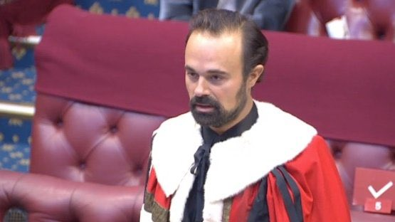 Lord Lebedev of the Lubyanka and Siberia is sworn into the House of Lords courtesy of Vladimir Putin and his Tory traitors. Anyone else thrilled to see an unelected Russian billionaire installed as a UK lawmaker with Moscow's blessing? Anyone? #Lebedev #ThisIsTreason