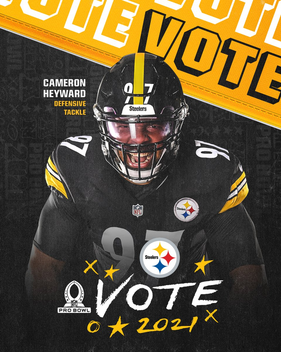 🚨 VOTING ENDS TODAY 🚨  #ProBowlVote @CamHeyward #ProBowlVote @CamHeyward #ProBowlVote @CamHeyward #ProBowlVote @CamHeyward #ProBowlVote @CamHeyward #ProBowlVote @CamHeyward #ProBowlVote @CamHeyward @CharHeyward @camheywardfans @97HeywardHouse  🌟 RTS = VOTES 🌟
