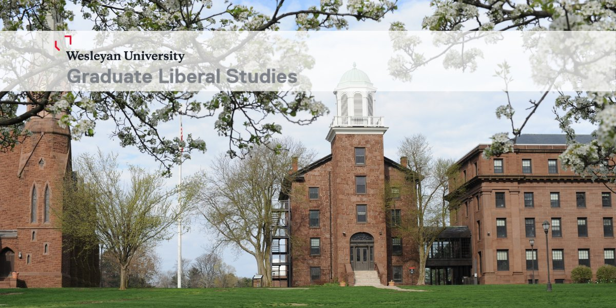 test Twitter Media - Registration for Wesleyan Graduate Liberal Studies spring term opens on January 5, 2021 for non-Wesleyan staff. Spring courses will be online, offering a flexible schedule with working adults in mind. Learn more and apply at https://t.co/9JBihiTsz4. https://t.co/4lBoU3TxVK