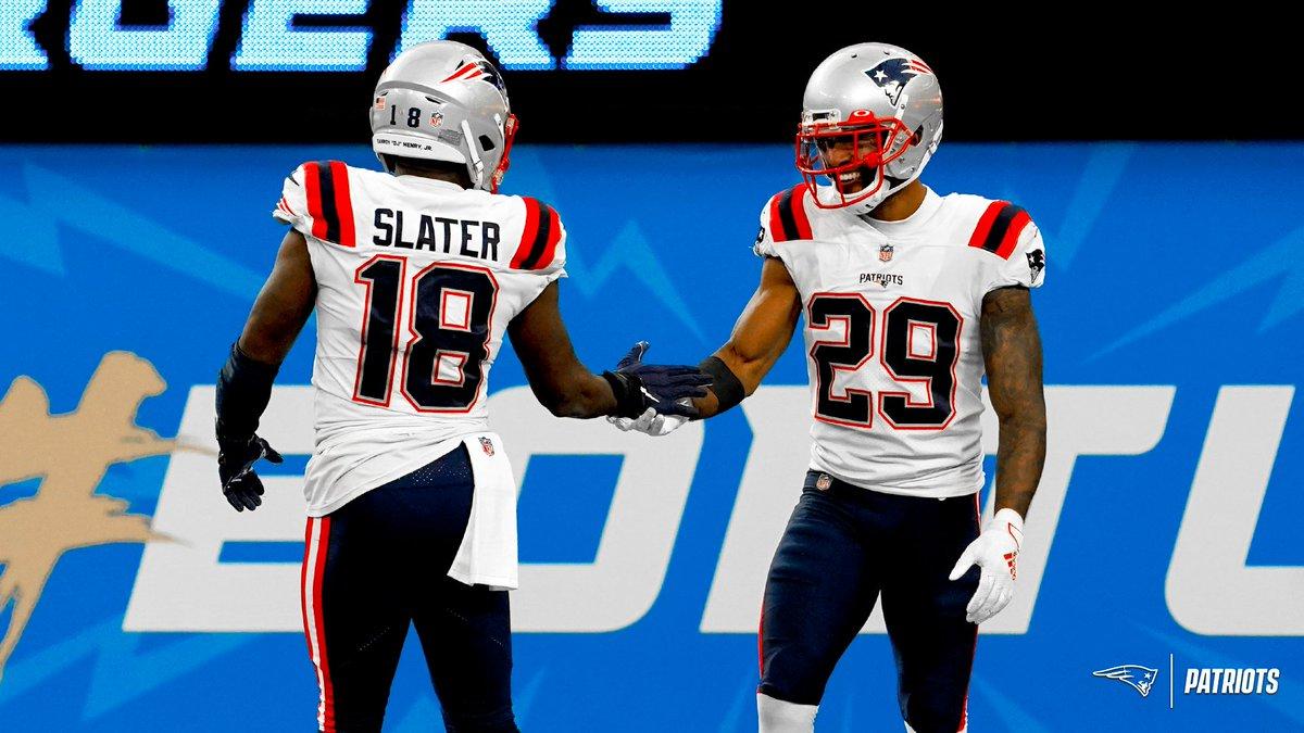 slater patriots jersey