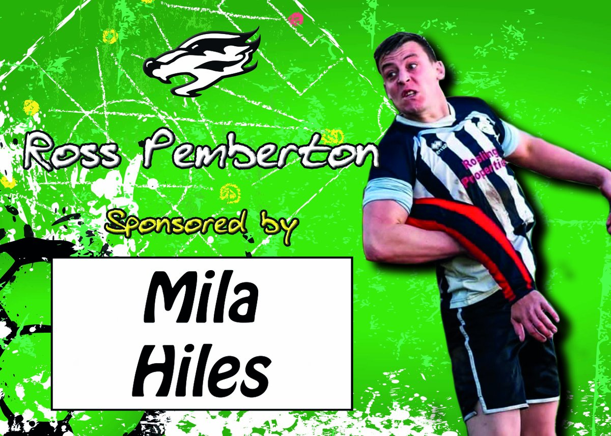 Closer to home, the Ressies host @HalesworthClub in another local derby 🦡  Bill & Perky's boys are keen to make up for last week's disappointment, so get behind them if you're going to watch!   13.45 KO @ The Den! ⚫ ⚪