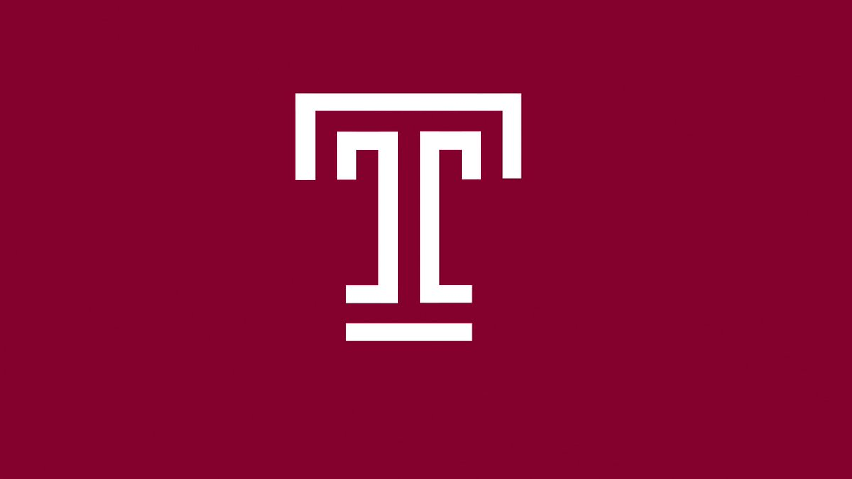 Proud to officially announce that I'll be starting another journey in my media career at Temple University! Thank you all my family, friends, and everyone who has helped me along the way.   As always... Go Flyers! 🧡 🏒#MediaGuy
