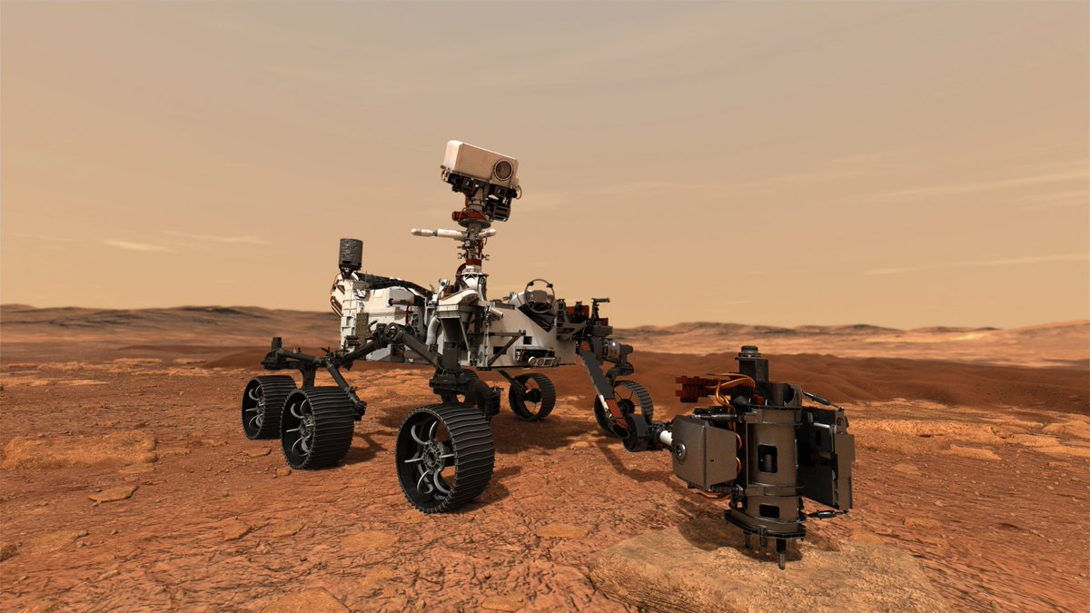 Returning samples of Mars to Earth has been a goal of planetary scientists since the early days of the space age & the successful completion of this @NASAMars Sample Return key decision point is an important next step in transforming this goal into reality