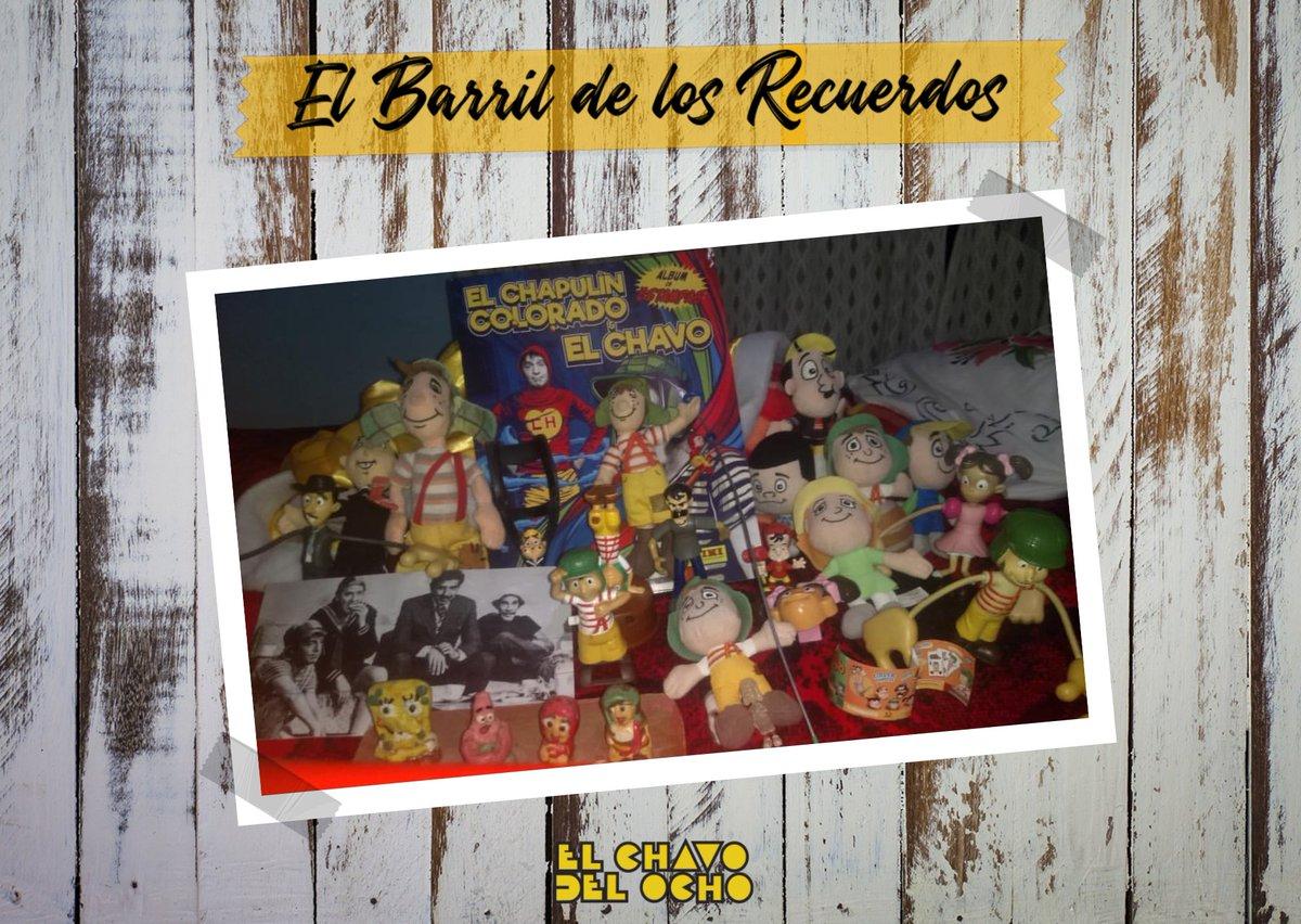 El #TBT de hoy lo manda Giovanni Antonio de México. ¡Está lindisisísima su colección! ❤