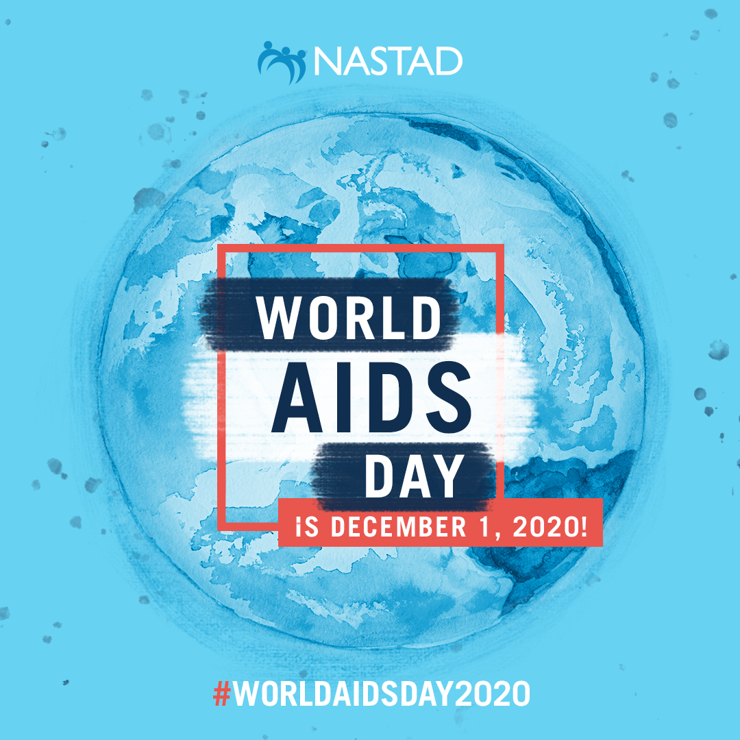 #ICYMI Watch NASTAD's World AIDS Day video that sheds light on what needs to be done in the fight against HIV during the COVID-19 pandemic. #WorldAIDSDay2020