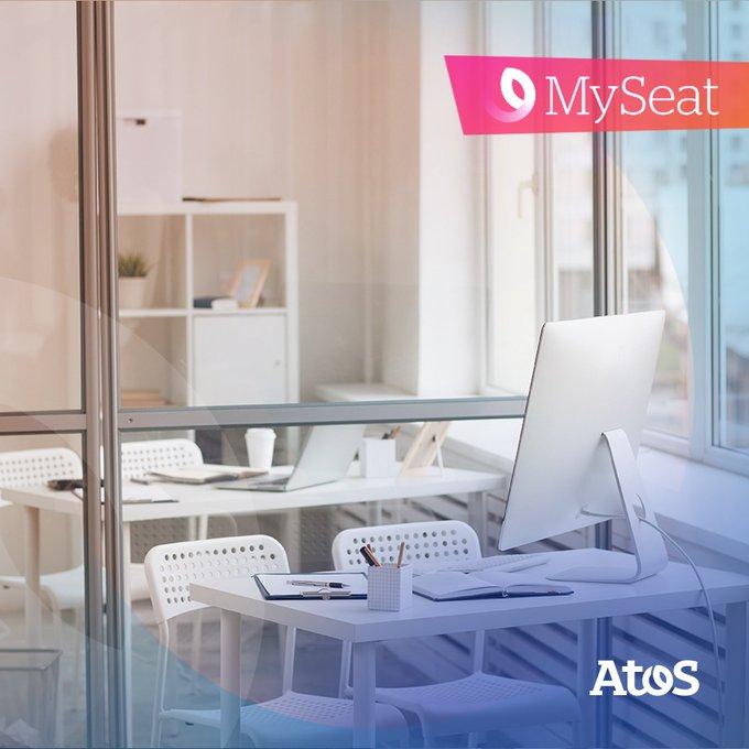 #MySeat es nuestra solución de #DigitalWorkplace que acompaña el regreso seguro a oficinas �...