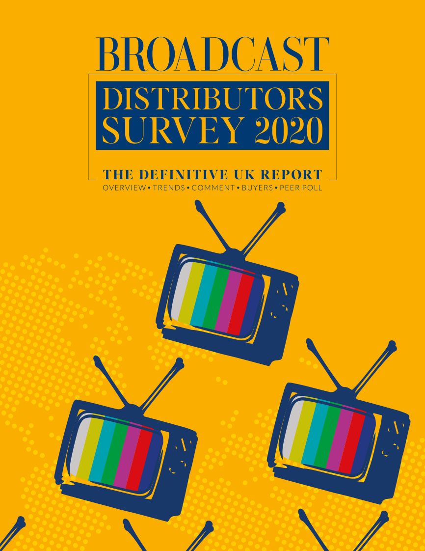 Broadcast Distributors Survey 2020 Digital Edition • Full analysis of the boom in UK distribution; trendspotting; international players; plus which companies top our peer poll - read it now: https://t.co/5RAMS2mIgQ https://t.co/d8ZpaLgzkU
