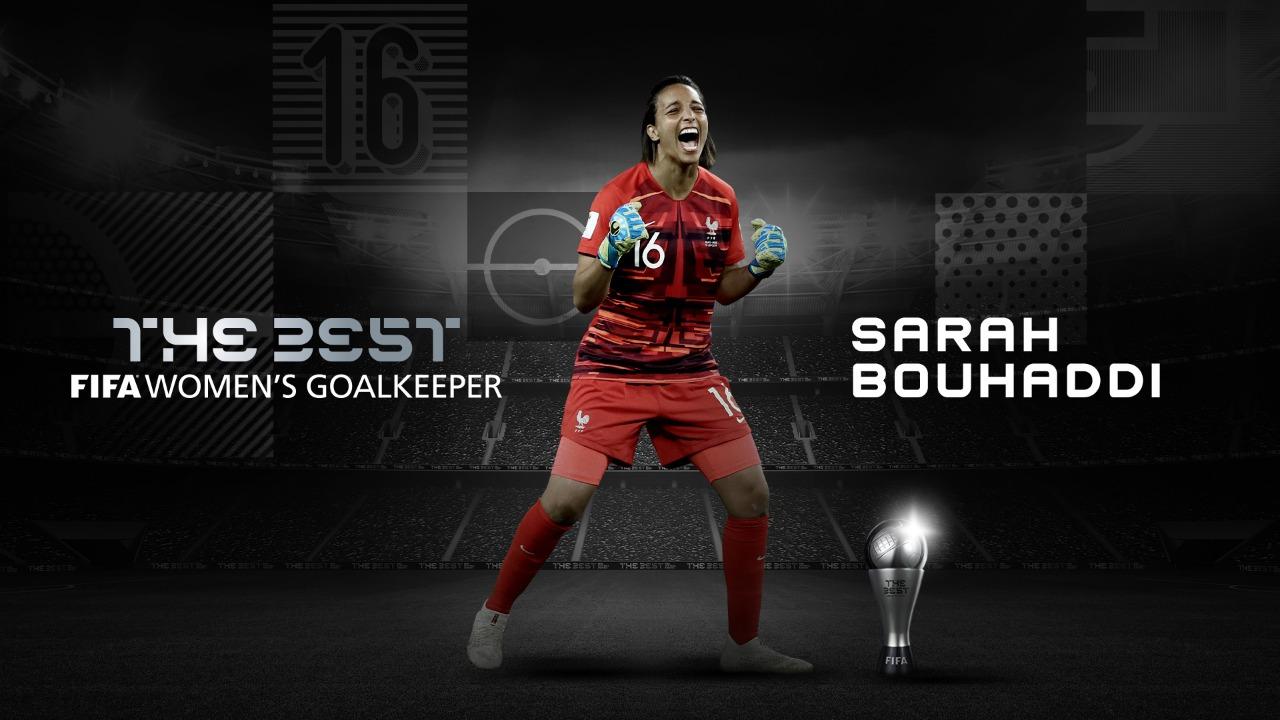 Premio The Best al Guardameta Femenino de la FIFA