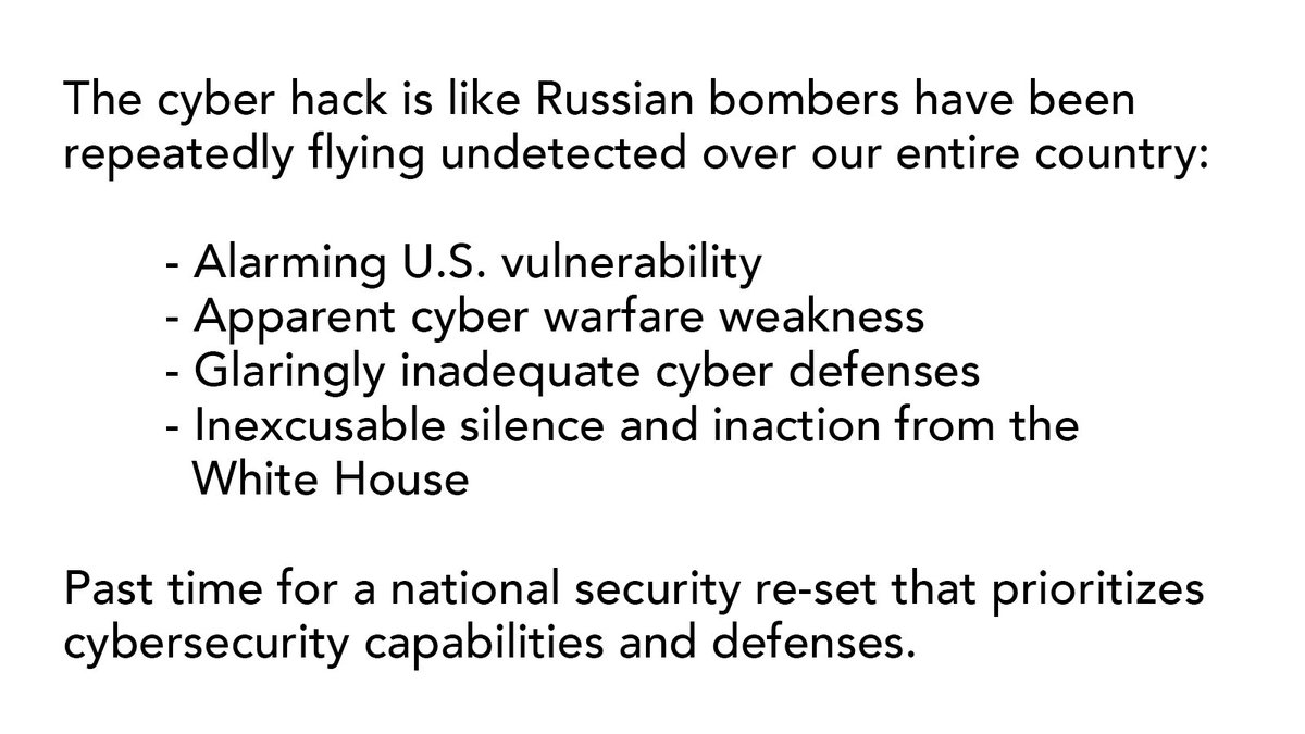 Replying to @SenatorRomney: