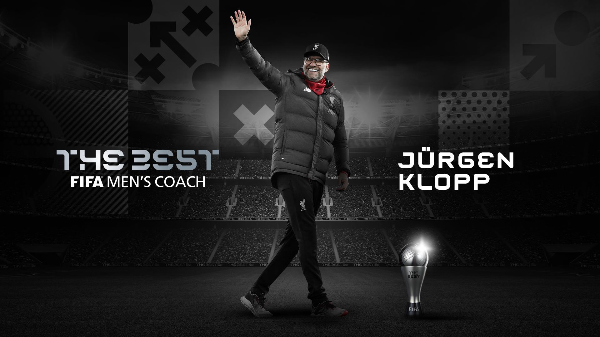 Premio The Best al Entrenador de la FIFA de Fútbol Masculino