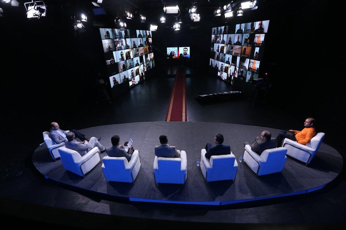 شریف @tehran خطاب به ناظمی @amirnazemy :آقای جهرمی دیشب گفتند که زمانی علیه استارتاپها شب نامه منتشر می کردند و حالا همان افراد خودشان استارتاپ راه اندازی کردند. چقدر موافق عدم وایگبستگی استارتاپ ها به حاکمیت هستید؟ #websummit2020
