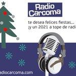 Image for the Tweet beginning: #FelicesFiestas #radiolibre