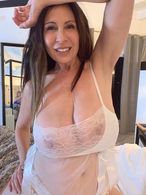 Such sheer white, little fabric between u n me.... Taking it alllll off for you tonight...  https://t