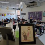 Image for the Tweet beginning: 5th Grade prayed the Divine