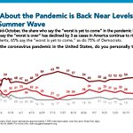 Image for the Tweet beginning: Pessimism about the pandemic is