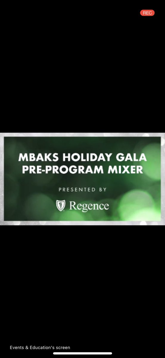 @RegenceWA is proud to serve the members of the @MBAKS and to serve as tonight's sponsor for the annuals gala and installation of new board members. Cheers! We look forward to working with you in the new year. https://t.co/2OSldqEScP