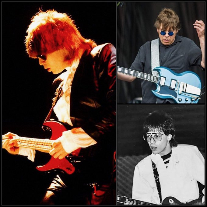 Happy 67th Birthday, Elliot Easton (né Elliot Steinberg)
