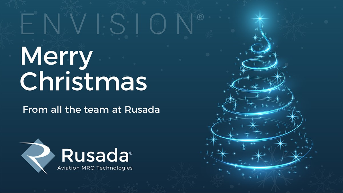 Merry Christmas from everyone at Rusada! We wish you a wonderful end to 2020 and look forward to seeing you in 2021, for what will hopefully be a much more normal year 😊 #Christmas #Goodbye2020