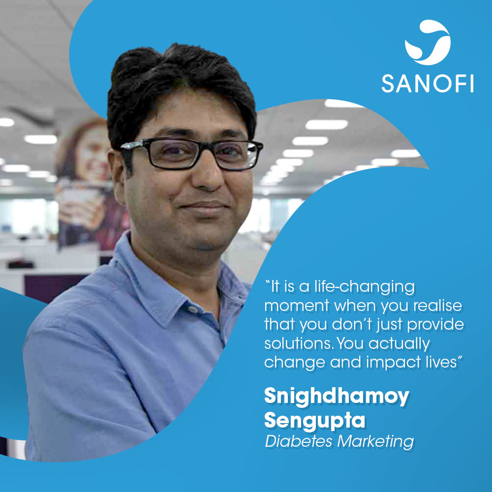 """Witnessing your company's medical solution in action, is a reward that compares to none."" This experience on Snighdhamoy Sengupta's very first day working in the field in 2008, left him in awe and wonder. Watch his story here: https://t.co/EZptpQSRuX https://t.co/KuU9agjGU8"