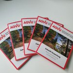 Image for the Tweet beginning: Das AGVU-Booklet 2020📕ist da! Mit