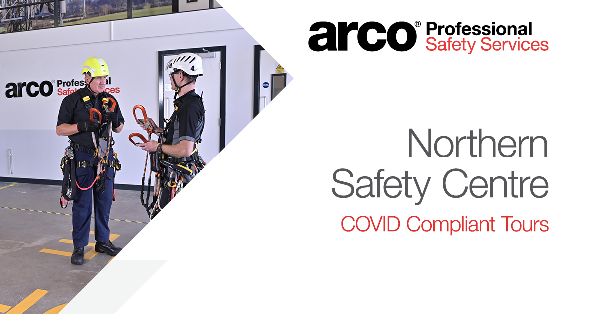 In the new year, we'll be hosting COVID compliant tours of our new Northern Safety Centre in Linlithgow. If you'd like to look around our purpose-built training centre and meet the team, contact us to book.  Diane.julian@arcoservices.co.uk  #training #safety #expert #tour https://t.co/mj506ibchM