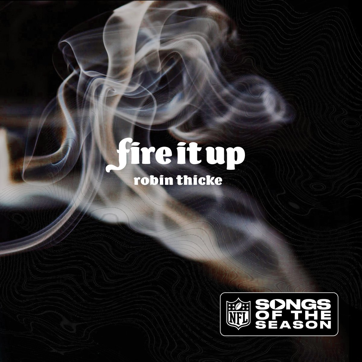 .@InspireChange & listen to the new #SongsOfTheSeason track, #FireItUp by @RobinThicke, out now!   #InspireChange