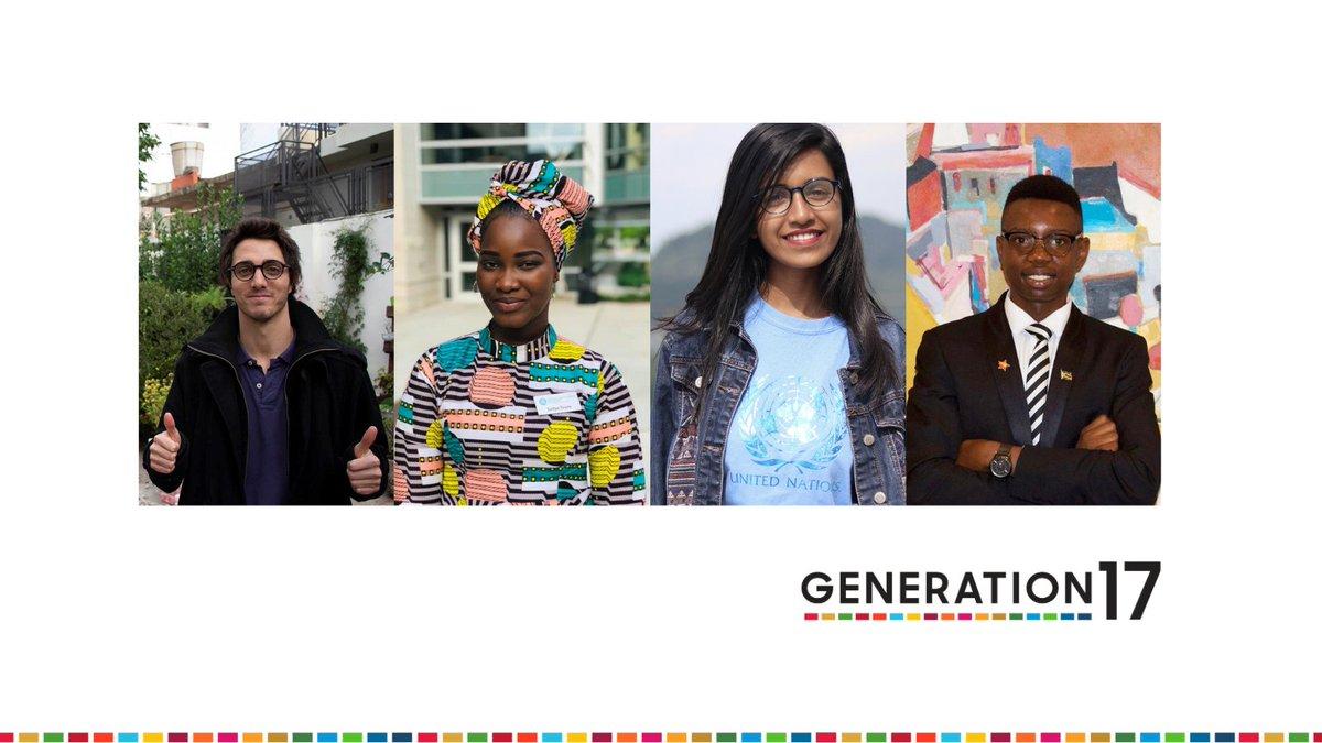 El @pnud junto a @SamsungMobile reconocen 4  liderazgos juveniles x la #AcciónClimática, el #Género, el #Agua y la #ErradicacionDeLaPobreza en el marco de #Generation17  🌎  Más info aquí 👇🏾  @ecohouseok  #Youth2030 @maximomazzocco