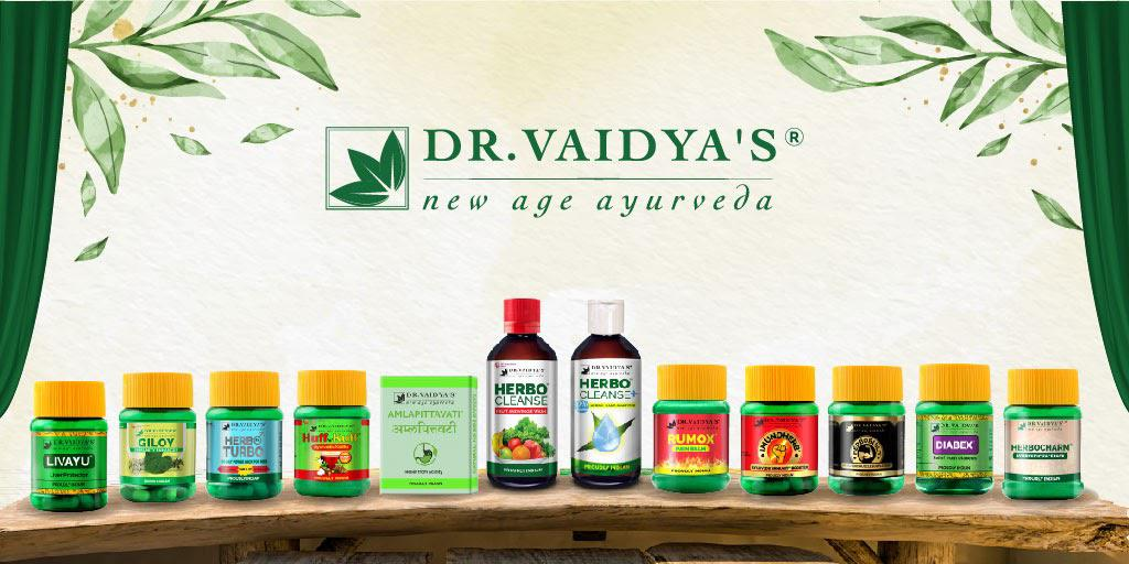 Introducing Dr. Vaidya's : India's New Age Ayurveda brand   #DrVaidyas #NewAgeAyurveda #ayurvedaday #healthylifestyle #Healing #ayurvedalifestyle #fitness #healthcare #FridayThoughts #FridayFeeling     #FridayMotivation