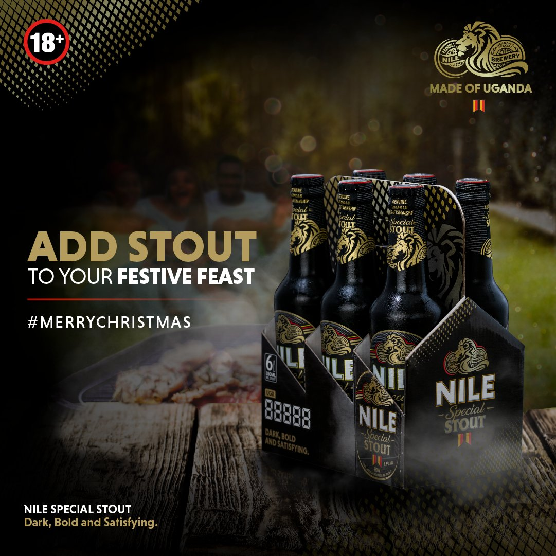 Make us part of your festivities and you'll surely have the best holidays ever! #NileSpecialStout https://t.co/cnosYhrZSo