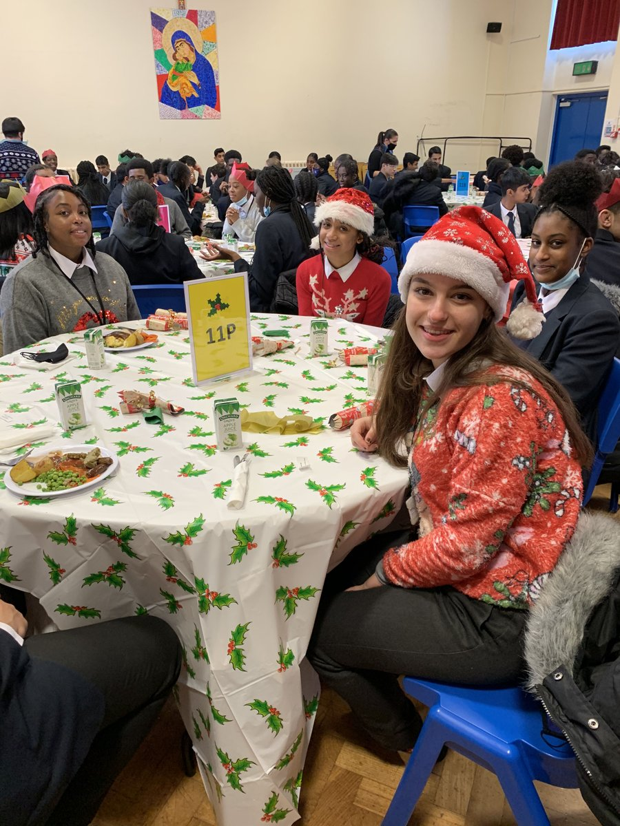 Despite everything 2020 has challenged us with, we have had a fantastic term. Our community has really rallied together and our Christmas lunch yesterday emphasised this. We hope everybody has a wonderful Christmas.