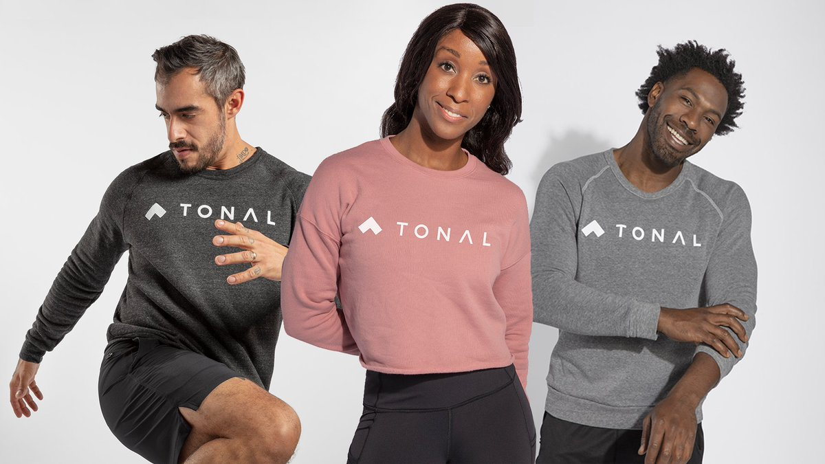 New gear is here! When you're not scorching a workout Tonal, bundle up with these fresh new winter looks. ❄️ Shop the styles now: