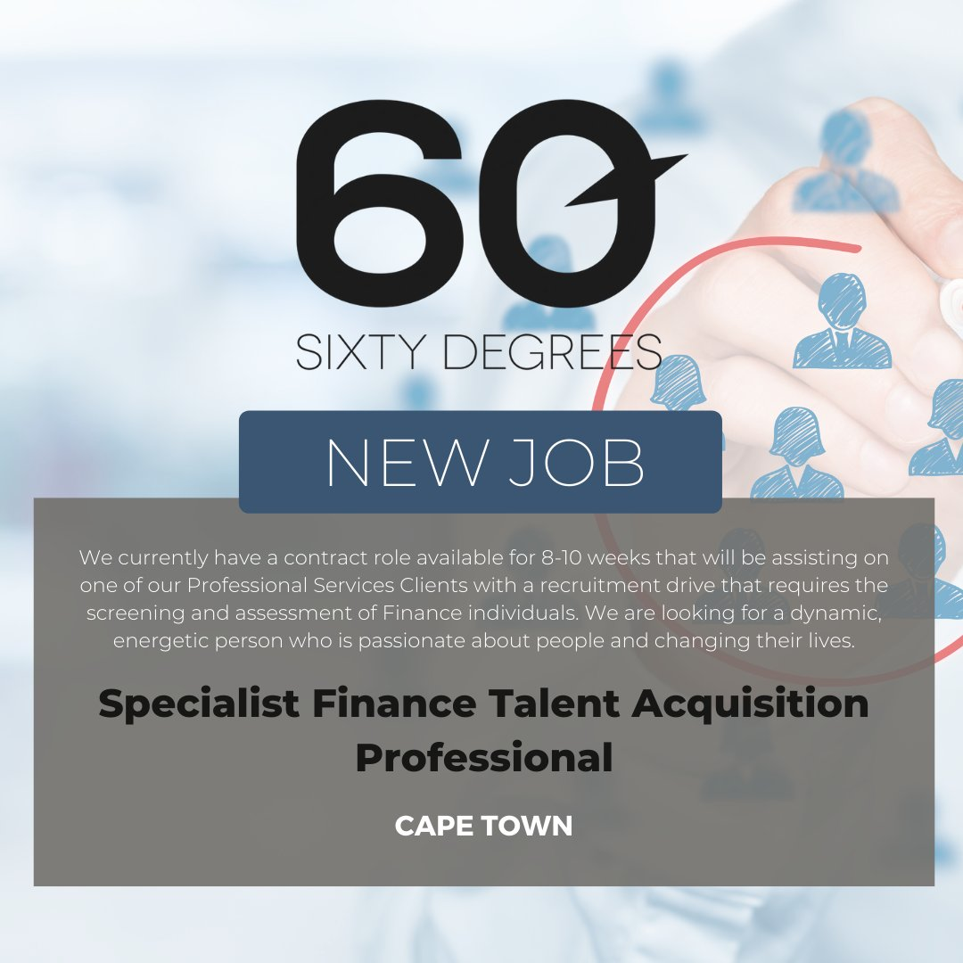 test Twitter Media - New #JobAlert - Specialist Finance Talent Acquisition Professional in Cape Town  For more information & to apply, please click on the link in the comments below;  https://t.co/JXrhfIO9vO  #talentaquisition #finance #nowhiring https://t.co/G54PFDZcXW