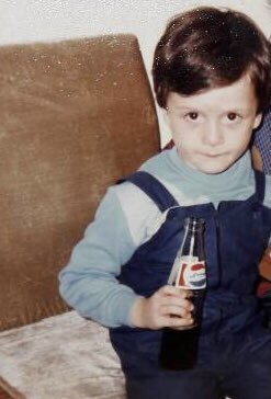 The first Pepsi ad I made 1983 #PepsiLovesChristmas  #amman #pepsimax #PEPSI #pepsiapplepiechallenge #PepsiTasteChallenge