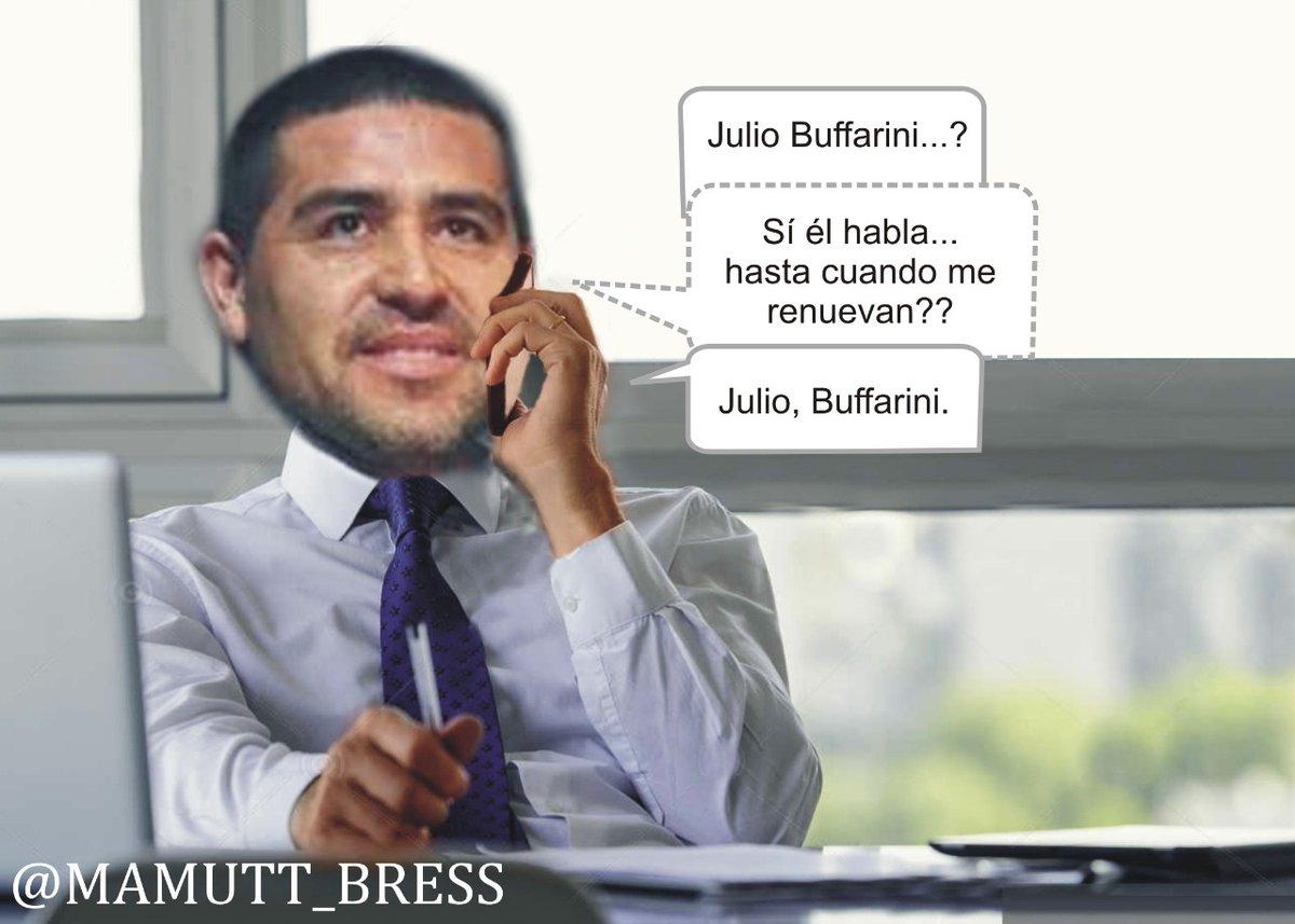 #Boca anuncia que no renovará el contrato de Julio #Buffarini, que seguirá en el club hasta el 30 de junio del 2021.