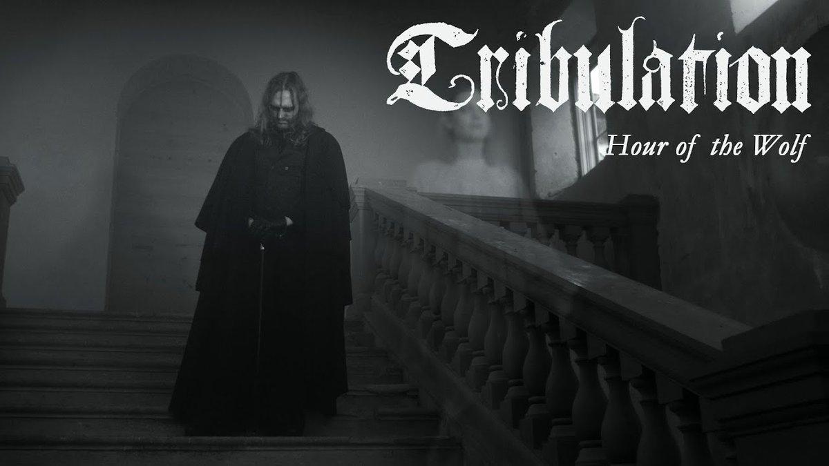 Tribulation - Hour of the Wolf (OFFICIAL VIDEO) Watch here  Follow  #tribulation @MetalBlade #metalbladerecords #hourofthewolf #wherethegloombecomessound