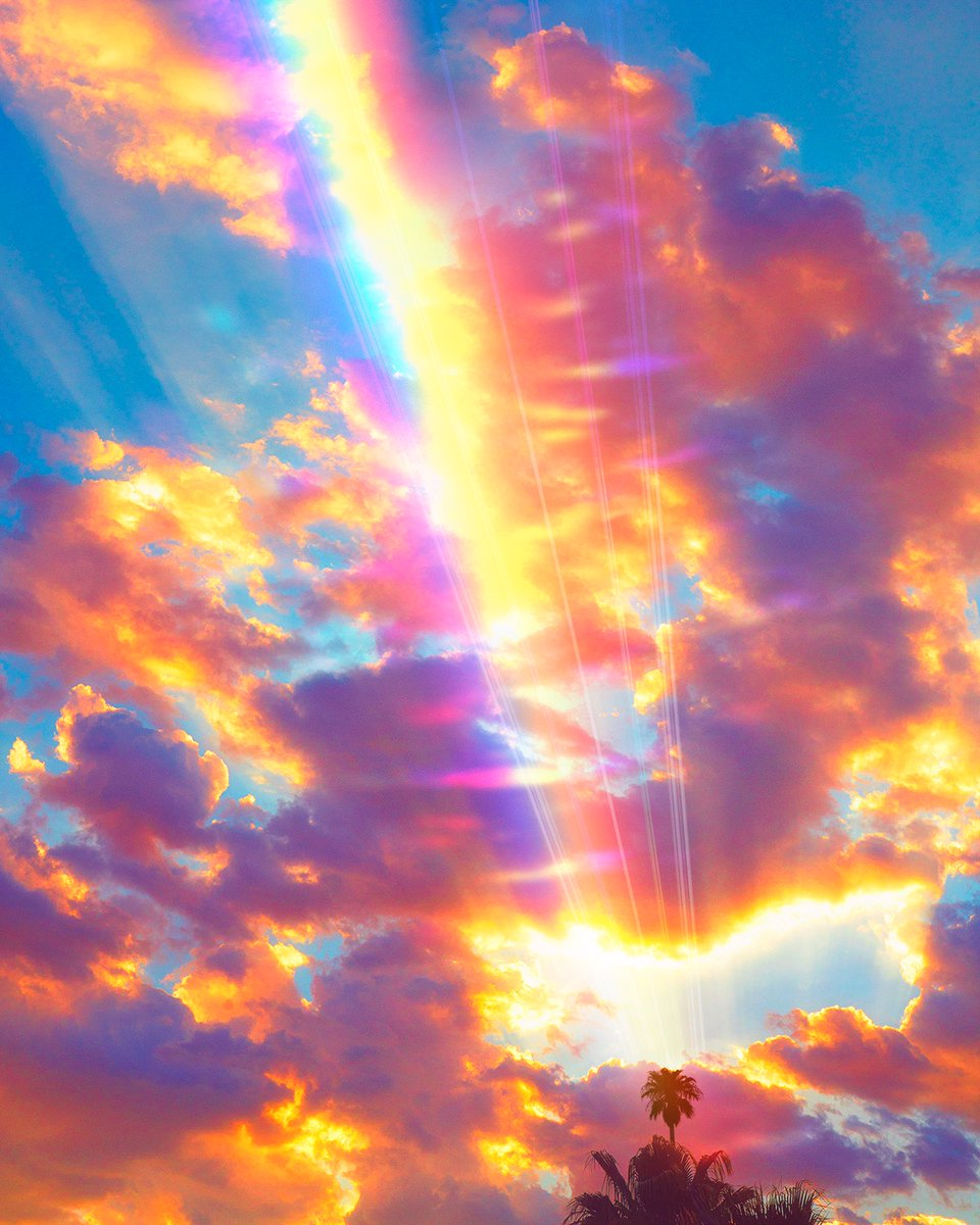 all the light is closer now   #Artist #artshare #cloud