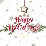 Image for the Tweet beginning: Happy Holidays from all of