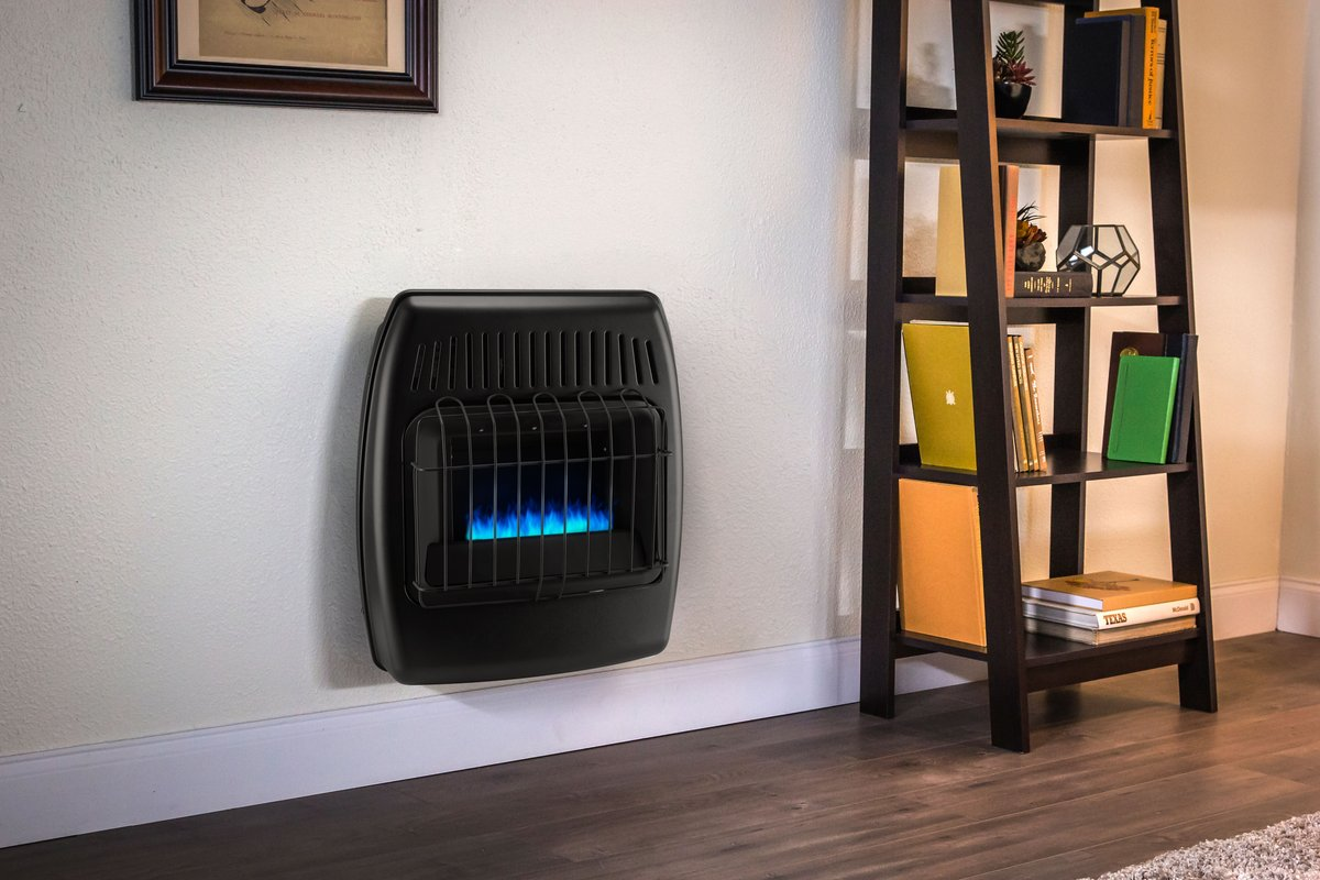 Our wall heaters are the ideal choice for safe, indoor supplemental heating 🔥 This state of the art vent free technology doesn't require a flue or chimney. They're great for use in your home, cabin or garage.  Shop here: https://t.co/BaK9pyeaAm https://t.co/q66BPldAJM