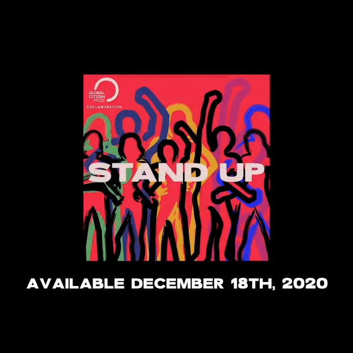 Loving @GlblCtzn's new music release STAND UP, a fantastic collection of covers by some of the world's most exciting artists.  PH