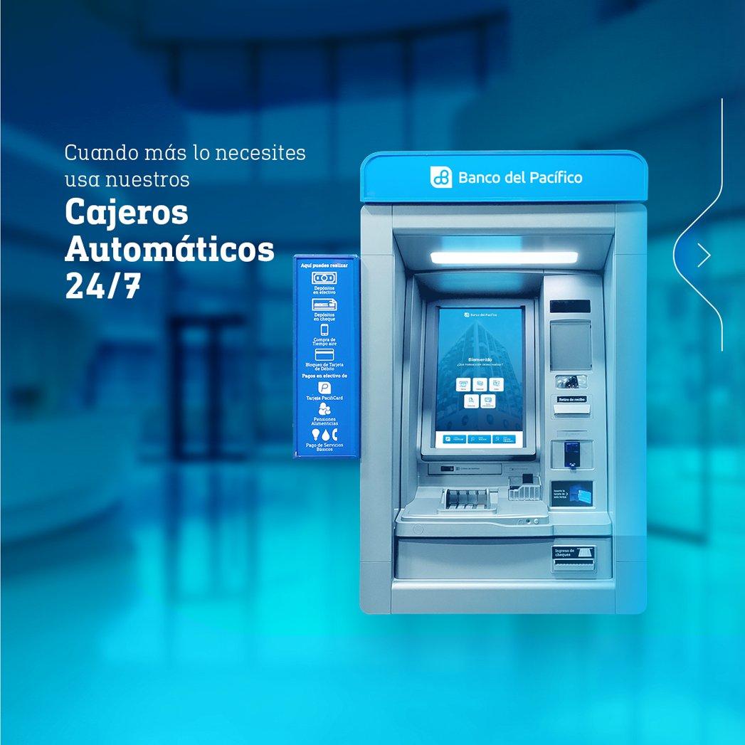 Sabemos que en esta época necesitas tener a #TuBancoBanco disponible las 24/7📆, por eso encuentra en nuestros #CajerosAutomáticos una solución a todas tus necesidades. https://t.co/m4xxZV52xO