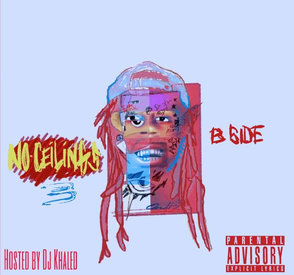 🅱️ Side out now ☁️ @liltunechi x @djkhaled 🐐🔑 Streaming on @datpiff 🔥  👌