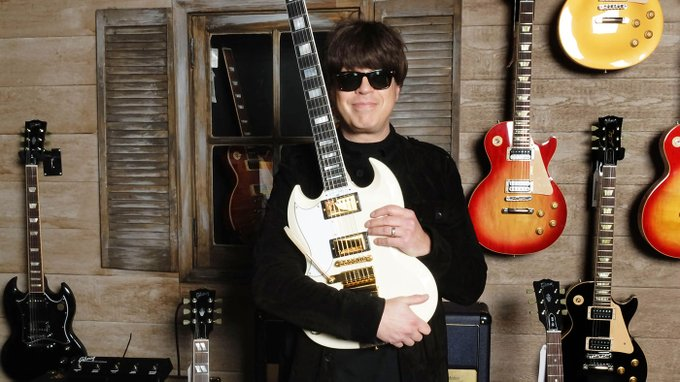 Happy birthday to Elliot Easton of The Cars! Have a rock solid day, Elliot!