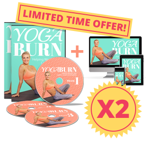 YOGABURN Helping Women Get Lighter, Healthier and Happier  Visit YOGA BURN  #FreeCodeFridayContest #TheMandalorian #TOTP2  #CelebrityGogglebox  #Sweepstakes #THEMATCH #TRANSMASCARTISTS    Visit YOGA BURN