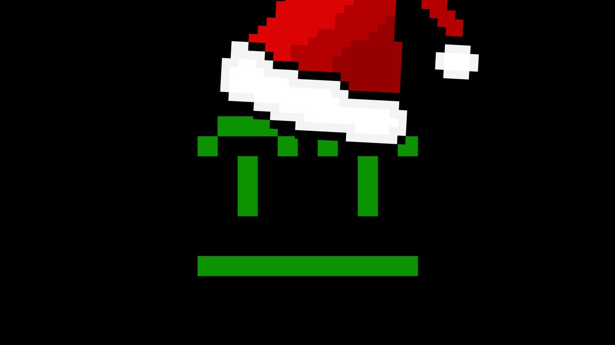 ChooseBot got a hat. Come celebrate Choicemas with us at GUY CHOICEMAN 12/21 - 12/24. Tix: mattcoxland.com