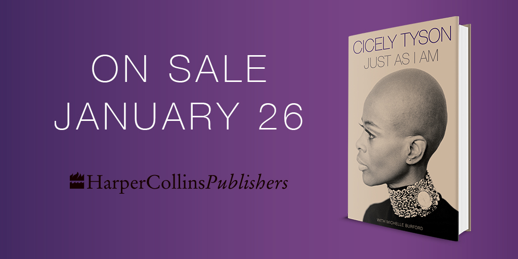 I'm so very excited to share #JustAsIAm, my memoir, with you all! It will be on sale 1/26.
