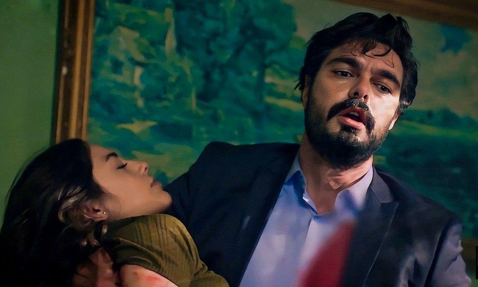 Турецкий сериал Доверенное - чувства разочарования и истинной любви